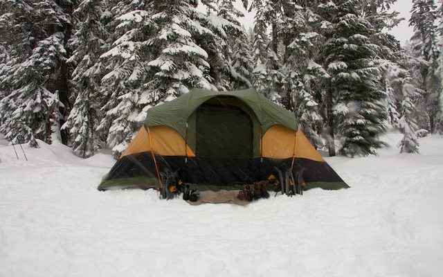 best cold weather tent reviews